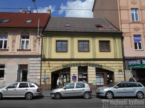 Nebytový prostor Plzeň, Tylova