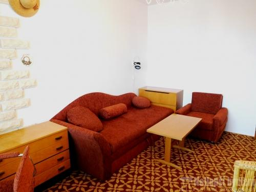 Byty k pronájmuPronájem slunného, zařízeného bytu 3+1 s balkónem, Brno-Řečkovice