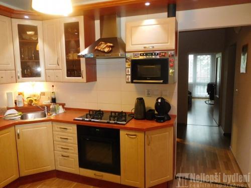 Nemovitosti na prodej: OV 2+1 s balkónem, Brno-Líšeň