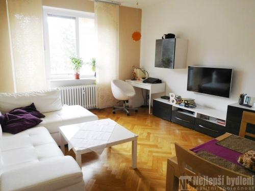 Byty k pronájmuPronájem 1+1 s balkónem, Brno-Šlapanice