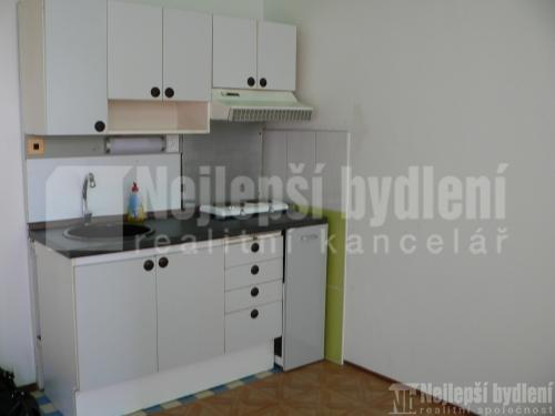 Nemovitosti na prodej: Pronájem 1+kk, Velkopavlovická, Brno-Vinohrady