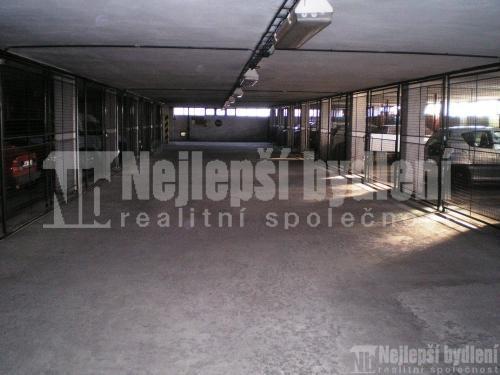Bez realitkyProdej garáže Brno - Lesná