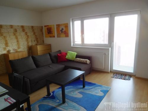 Nemovitosti na prodej: Pronájem 2+kk s balkónem, Brno-Líšeň