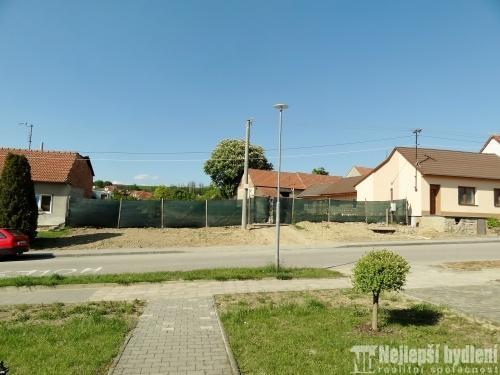 Pozemky na prodej: SP 600m2, Kobeřice u Brna