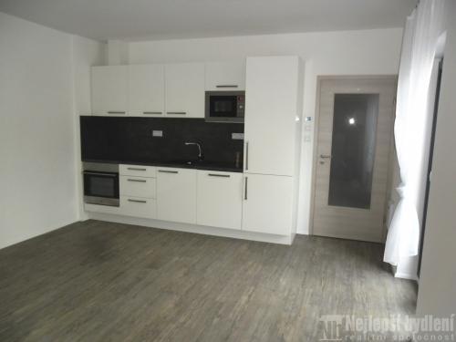 Prodej pronájem bytu: Pronájem 2+kk s terasou, Hybešova, Brno