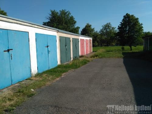Nemovitosti na prodej: Prodej garáže 18m2, Brno Přízřenice REZERVOVÁNO