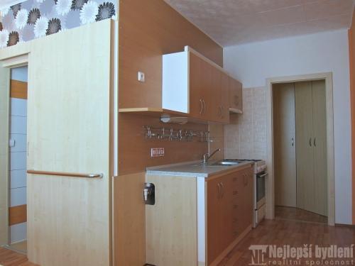 Prodej bytuOV 1+1 s balkonem, Dukelská, Vyškov