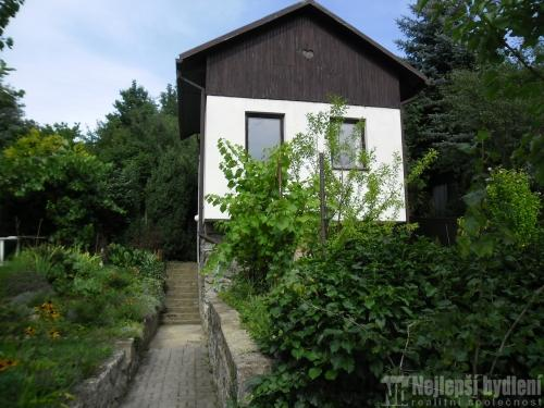 Prodej chata s pozemkem 390m2, Ivančice