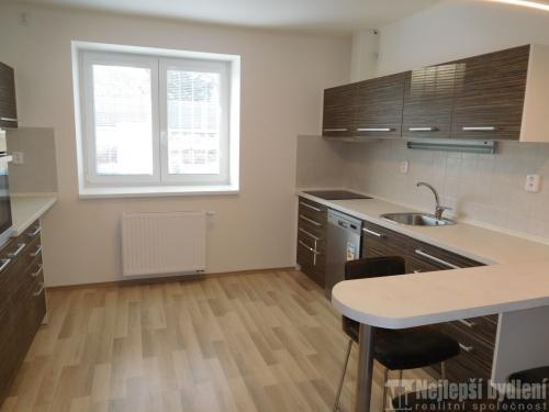Bez realitky: Pronájem bytu 3+1 v RD, Kuřim