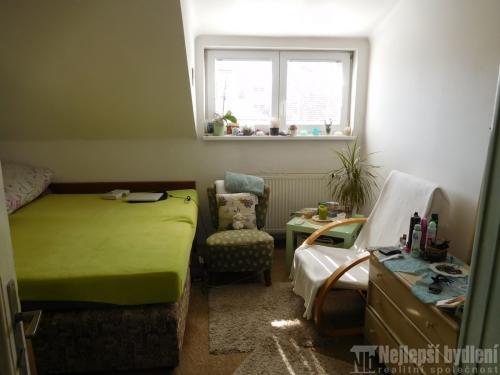 Prodej pronájem bytu: Pěkný, slunný, útulný byt 1+kk v Brně Černých Polích