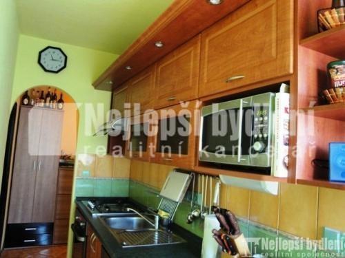 Pěkný slunný byt 3+1 s balkónem Brno-Vinohrady