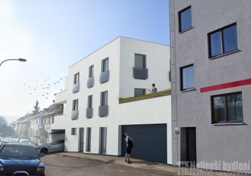 Prodej pronájem bytu: Byt 2+kk Brno - Žabovřesky, 108m2