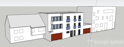Prodej bytuByt 2+kk Brno - Žabovřesky, 66 m2