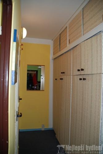 Pronájem bytuPronájem pěkného bytu 1+1 s balkónem Brno - Lesná