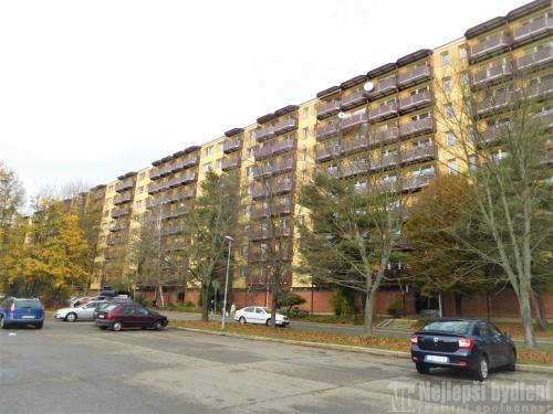 Prodej bytuOV 2+1 s balkonem Brno-Lesná
