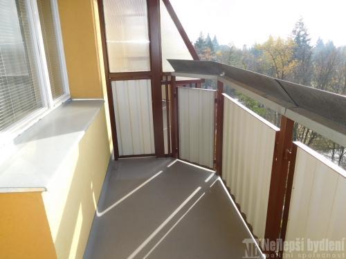 OV 2+1 s balkonem Brno-Lesná