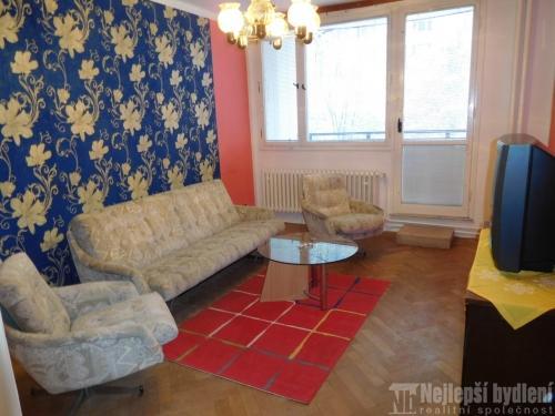 Prodej bytuPěkný, slunný byt v OV 2+1 s balkónem, Brno - Lesná