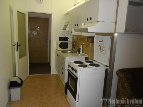 Pronájem bytu 1+kk 30 m2, Brno – Kohoutovice - REZERVOVÁNO
