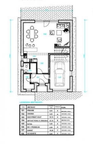 Domy na prodej: Novostavba RD 5+kk v Babicích nad Svitavou + garáže