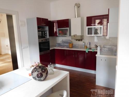 Bez realitky: Pronájem pěkného,velkého bytu 3+1 s balkónem Brno – Střed