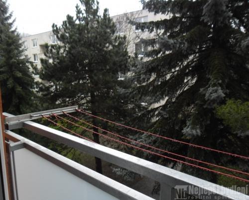 Bez realitky: Pronájem 1+1 s balkonem, Brno-Komín