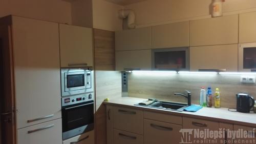 Pronájem bytu v novostavbě 2+kk, Praha - Čakovice