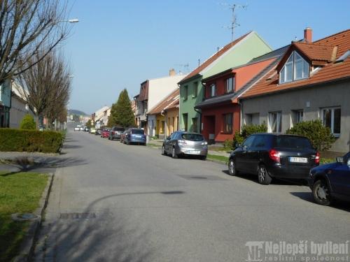 Prodej nemovitosti: RD 2+1 Modřice REZERVOVÁNO