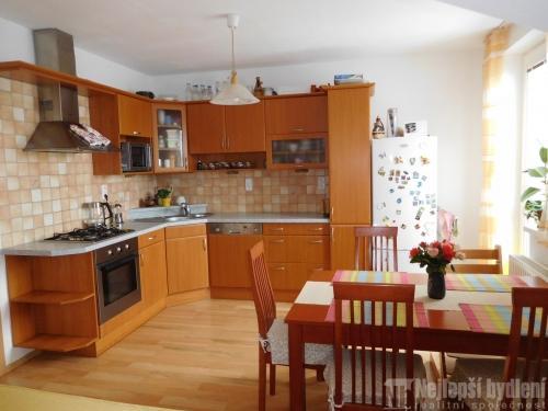 Pronájem bytuPronájem mezonetového bytu 4+kk Kuřim , Brno-venkov