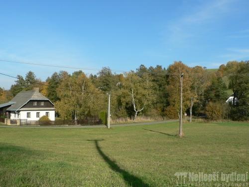 Stavební pozemek 828 m2 Kuklík, Žďár nad Sázavou - rezervováno