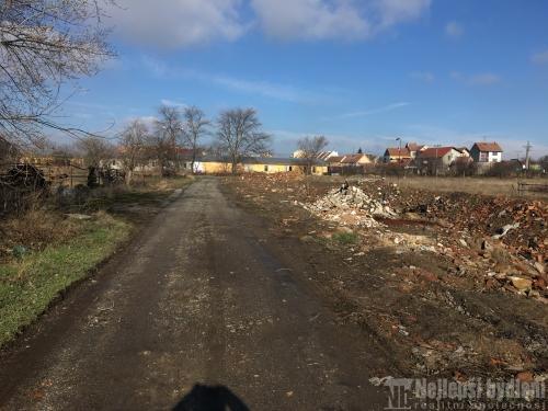 Brno PozemkyKomerční pozemky s budovou, Šakvice