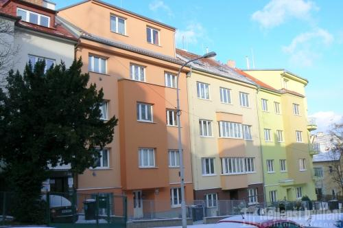 Pronájem 2+kk s balkónem, Brno - Černá Pole