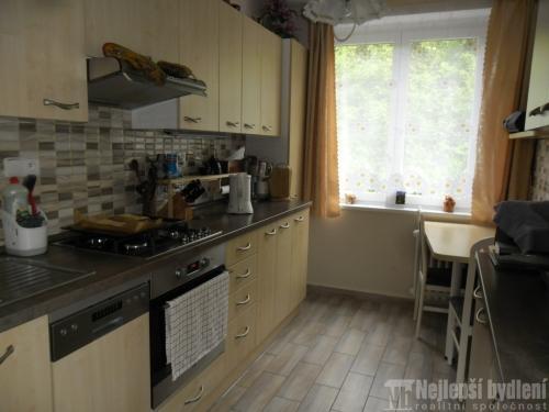 Prodej nemovitosti: Pronájem zařízeného bytu 2+1 Brno-Líšeň