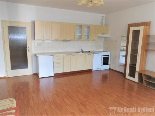 Nemovitosti na prodej: Pronájem bytu 1+kk, Řečkovice - Medlánky