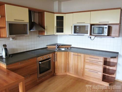 Nemovitosti na prodej: Pronájem 2+kk s terasou, Brno-Líšeň