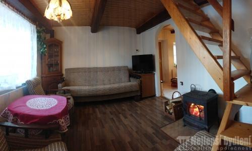 Domy na prodej: Prodej útulného domku po rekonstrukci – Vlkov u Osové Bítýšky- rezervováno