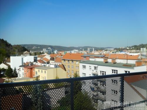 Novostavba bytu 2+kk, 49,3 m2 Brno-Štýřice