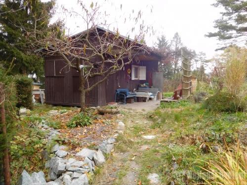 Zahrada s chatkou Blansko