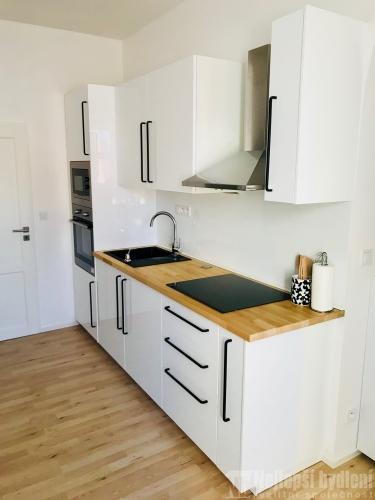 Pronájem rekonstruovaného a zařízeného bytu 2+1 Brno -Trnitá