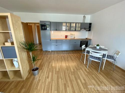 Pronájem bytu1+kk vnovostavbě slodžií, Brno-střed- rezervováno