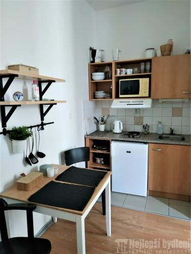 Pronájem bytuPronájem bytu 1+kk Jakubské nám., Brno-střed- rezervováno