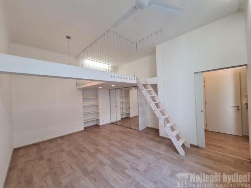 Pronájem bytu 1+1 v centru Brna