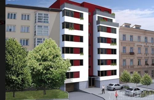 Bez realitkyPronájem 2+kk s balkonem, Staré Brno- REZERVOVÁNO