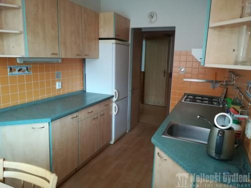 Bez realitkyPronájem bytu 3+1 s balkonem U pošty, Starý Lískovec- REZERVOVÁNO