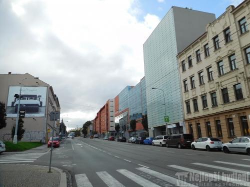 Pronájem novostavby bytu 2+kk, 78,1 m2,  Brno-Štýřice- REZERVOVÁNO