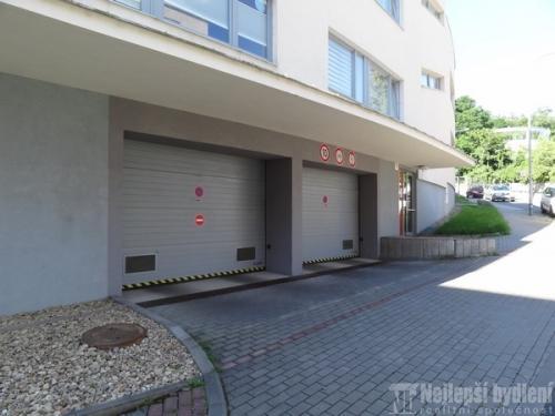 Parkovací místo, garáže Vídeňská, Brno- Štýřice